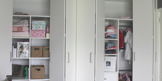 built in wardrobe 2 Lithgow project