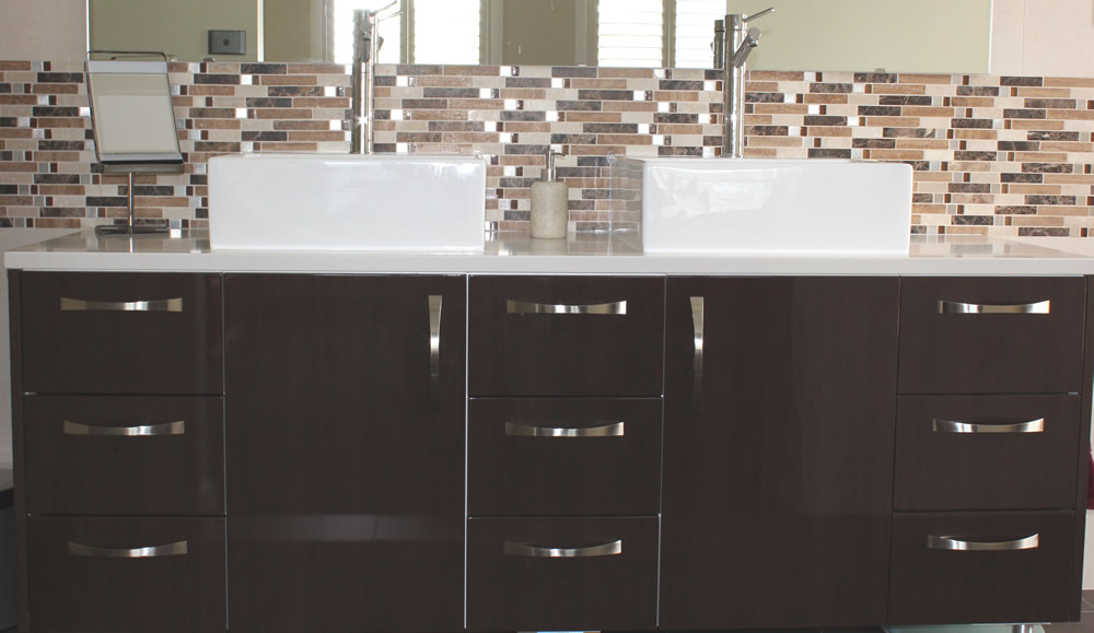 Custom Bathroom Vanities Canberra absolute joinery projects - absolute joinery