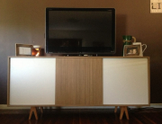 kelly4 Custom entertainment unit