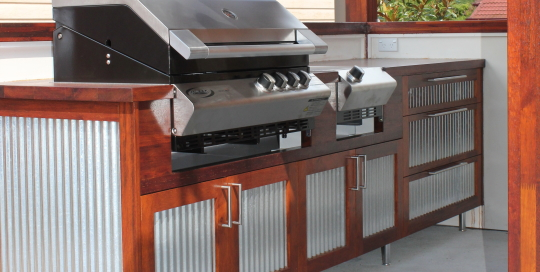 Kitchen Sugar Outdoor Bbq Kitchens